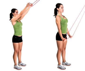 Triceps Pulldown Exercise
